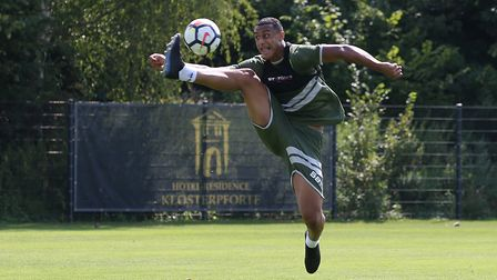 Norwich City youngster Adam Idah - one for the future Picture: Paul Chesterton/Focus Images Ltd