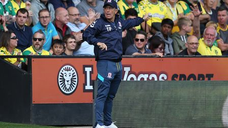 Middlesbrough have lost direction under manager Tony Pulis Picture: Paul Chesterton/Focus Images Ltd