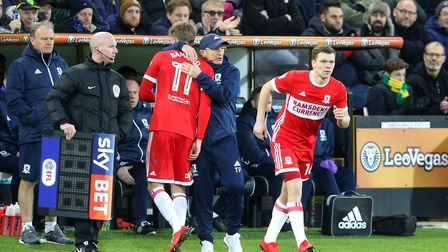Ex-Canary Jonny Howson - out of place at Middlesbrough? Picture: Paul Chesterton/Focus Images Ltd