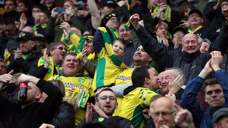 Over 2,600 away fans made the trip to Rotherham for Norwich City's last game - but over 5,000 will b