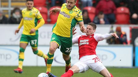Norwich City's top scorer Teemu Pukki continued his busy season with two Finland appearances Picture