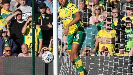 Louis Thompson is fit and available for Norwich City's trip to Middlesbrough Picture: Paul Chesterto