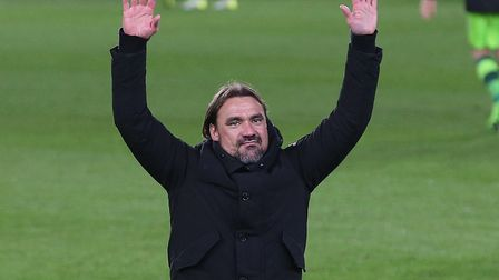 Daniel Farke's team have won seven on the spin