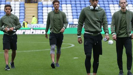 Norwich City's new wave have grabbed their chance under Daniel Farke Picture: Paul Chesterton/Focus