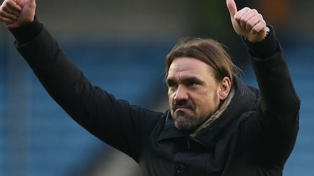 Norwich City head coach Daniel Farke is relishing the challenge of striving to reach the Premier Lea