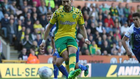 A late penalty from Mario Vrancic earned Norwich City a 1-0 win over Wigan in September, who the Can