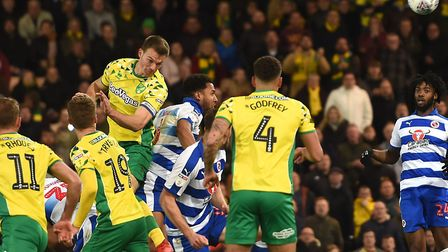 The Christoph Zimmermann header against Reading which should have taken on iconic status for Norwich