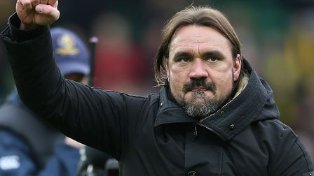 Norwich City head coach Daniel Farke is ready for Reading test at Carrow Road Picture: Paul Chestert