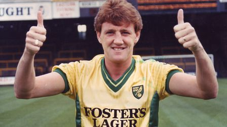 Steve Bruce made 180 appearances for Norwich City between 1984 and 1987, before joining Manchester U