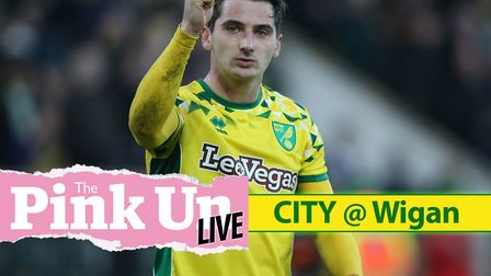 Follow our live matchday coverage as EFL Championship leaders Norwich City take on Wigan Athletic at