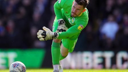 Aston Villa goalkeeper Jed Steer could miss out on a reunion with Norwich City due to a foot injury