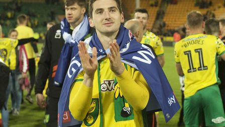 Scotland midfielder Kenny McLean has played an important role in Norwich City sealing promotion Pict
