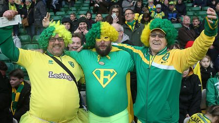 Norwich City fans have been in superb form throughout theior Championship success. Can they repeat t