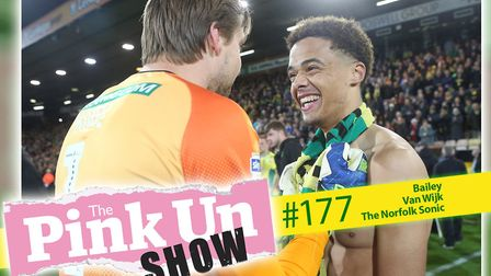 The PinkUn Show is in the mood for a Premier League party! Join our Norwich City show and its guests