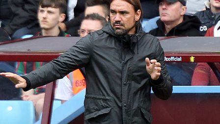 City lost 4-2 at Aston Villa in August 2017, during the early stages of Daniel Farke's reign as head