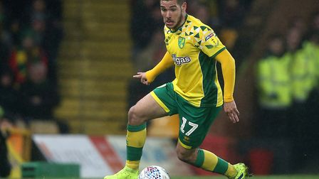 Emi Buendia - another signing that paid huge dividends for Norwich City, from an initial outlay of j