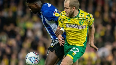 Teemu Pukki couldn't add to his 27 City goals against the Owls but only four players have scored mor