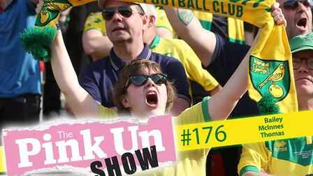 The PinkUn Show is live from London, as the Norwich City chatter includes Paul McInnes, Capital Cana