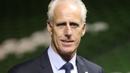 Republic of Ireland manager Mick McCarthy has spoken about the relegation of his former club Ipswich
