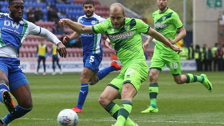 Top scorer Teemu Pukki has fired Norwich City to the verge of promotion with 27 Championship goals t