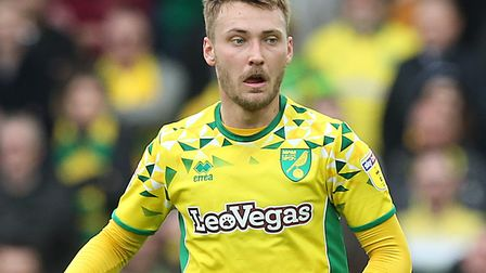 Tom Trybull picked up a knee problem ahead of Norwich City's Good Friday Championship game against S