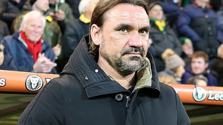Daniel Farke might be weighing up changes for Norwich City's Good Friday Championship meeting with S