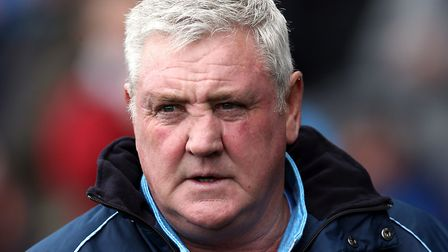 Steve Bruce is trying to get Sheffield Wednesday in the promotion shake up Picture: PA