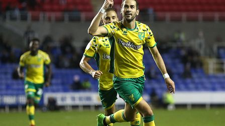 Mario Vrancic's crucial interventions this season included the winner at Reading back in September.
