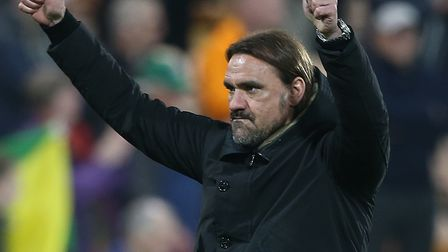 Daniel Farke has created great unity in his Norwich City squad Picture: Paul Chesterton/Focus Images