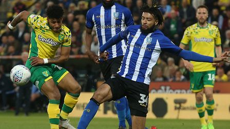 Onel Hernandez tries his luck against Sheffield Wednesday Picture: Paul Chesterton/Focus Images Ltd