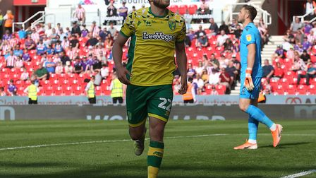 Teemu Pukki scored his 28th league goal of the season for Norwich City Picture: Paul Chesterton/Foc