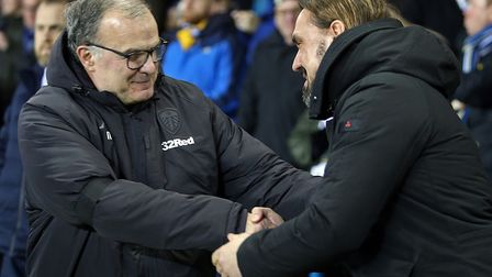 Marcelo Bielsa was stunned by Leeds' 2-1 home defeat to 10-man Wigan Picture: Paul Chesterton/Focus