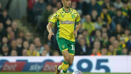 Moritz Leitner took 13 corners during Norwich City's 2-2 draw with Sheffield Wednesday Picture: Paul