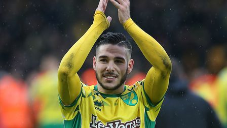 Emi Buendia could be a Premier League player by the end of Norwich City's Easter Championship progra