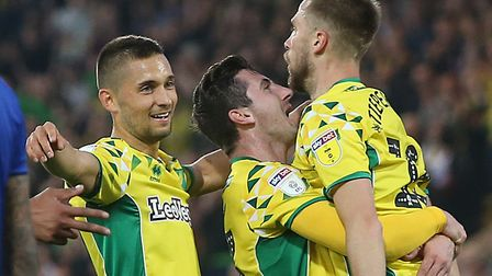 It could be party time for Norwich City on Saturday night. Picture: Paul Chesterton/Focus Images
