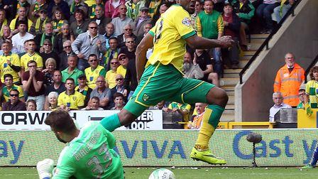 David Freezer's top Carrow Road moment, when Cameron Jerome sealed play-off victory over Ipswich in