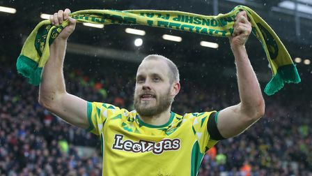 Teemu Pukki - it just has to be doesn't it? Picture: Paul Chesterton/Focus Images Ltd
