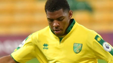 Norwich City striker Tristan Abrahams scored a penalty but loan club Yeovil were relegated Picture: