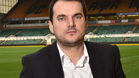 Norwich City sporting director Stuart Webber will still have plenty of financial challenges to deal