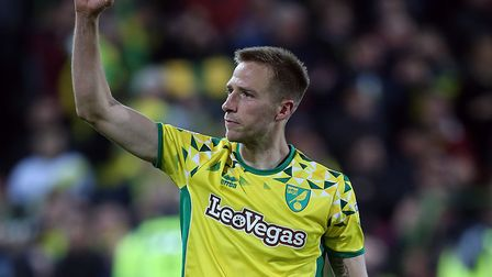 Marco Stiepermann has played a pivotal role in Norwich City's promotion success Picture: Paul Cheste