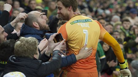 After a shaky start to life at Norwich City, keeper Tim Krul has forged a strong bond with supporter