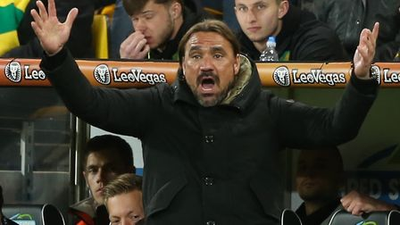 Daniel Farke admits promotion with Norwich City was a career high Picture: Paul Chesterton/Focus Ima