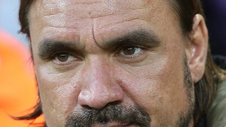 Daniel Farke expects whoever lines up for Aston Villa will be a tough nut Picture: Paul Chesterton/F
