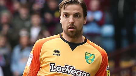 Tim Krul was an ever-present in the Championship for the Canaries this season Picture: Paul Chestert