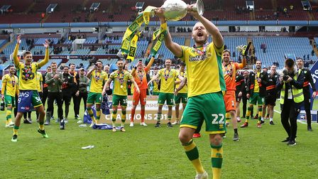 Teemu Pukki was a revelation for Norwich City, on their way to a stunning Championship title win. Pi