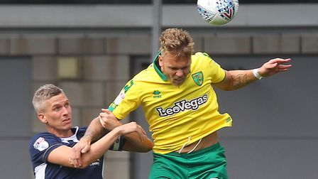 Marcel Franke is hoping for a second chance at Norwich City Picture: Paul Chesterton/Focus Images