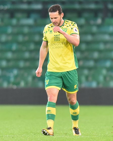 Matt Jarvis managed to regain enough fitness to head out on loan to Walsall Picture: Jamie Honeywood