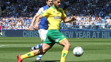 Nelson Oliveira hasn't played for Norwich City since May 2018 and spent time on loan at Reading Pict