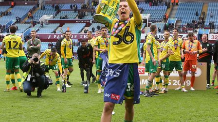 Todd Cantwell - a Championship title winner with Norwich City. Picture: Paul Chesterton/Focus Images