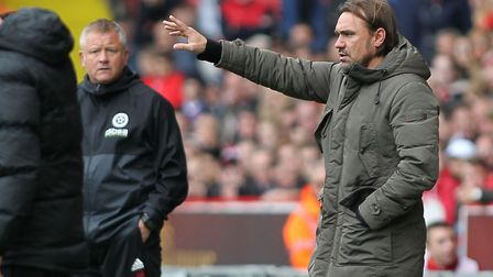 Daniel Farke got the better of Chris Wilder where it mattered most on the pitch in the Championship